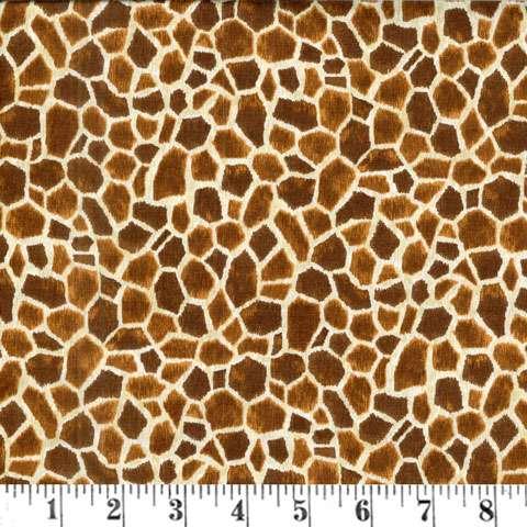 Y889 Safari - Skin Giraffe