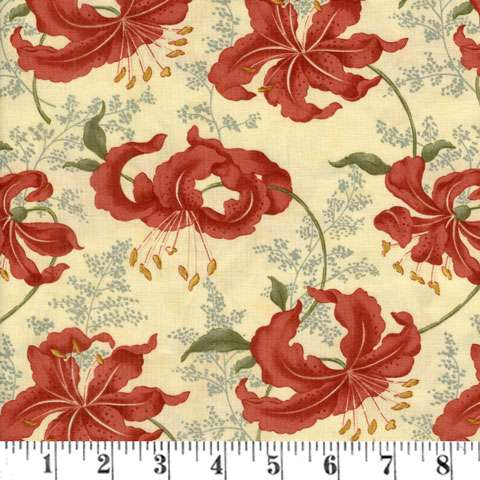 Y988 Lillies of the Field - Hemp