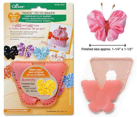 Yo-Yo Maker Small Butterfly Shaped