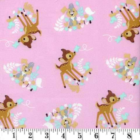 Z005 Bambi Woodland Dreams
