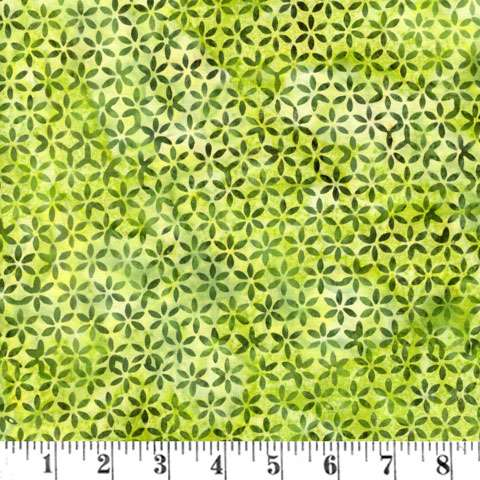 Z034 Batik - Leaf