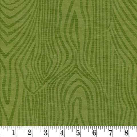 Z098 Extra Wide Backing - Moire - Olive  (2.4m wide)