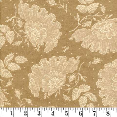 Z398 Graceful Moments - Taupe Lace Rose