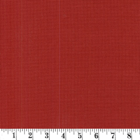 Z447 Quilters Basic - Dark Red
