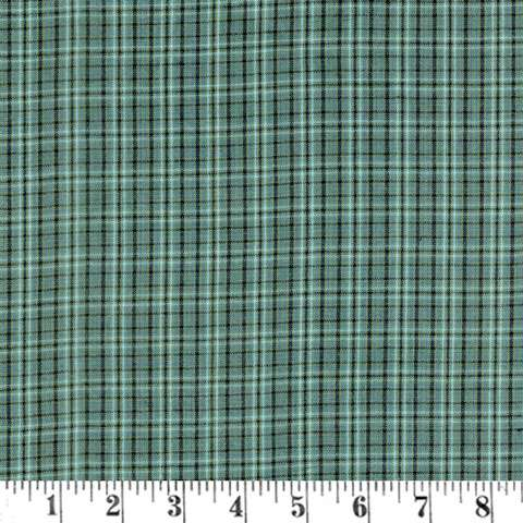 Z473 The Modern Plaids Collection - teal