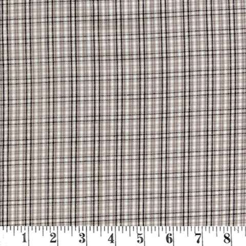 Z474 The Modern Plaids Collection - taupe