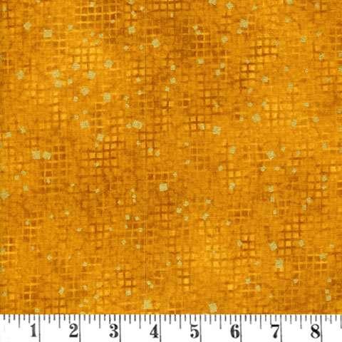 Z573 Shades of the Season - Gold Checks