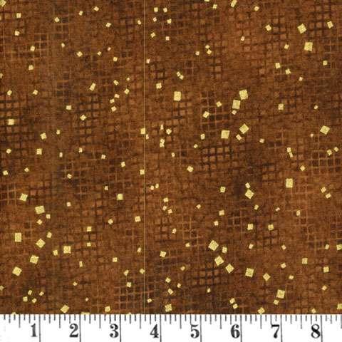 Z574 Shades of the Season - Brown Checks
