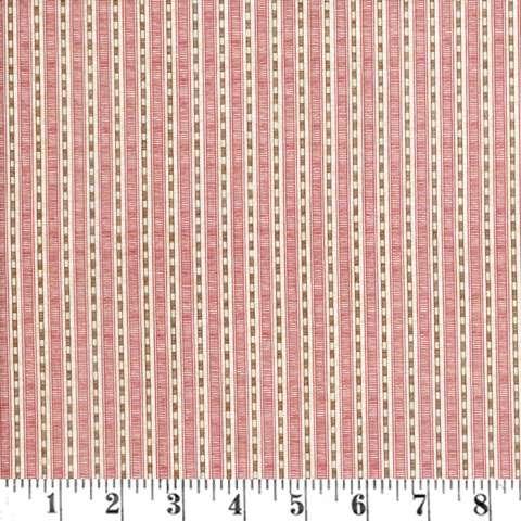 Z601 Vintage Travel - Rose Stripe