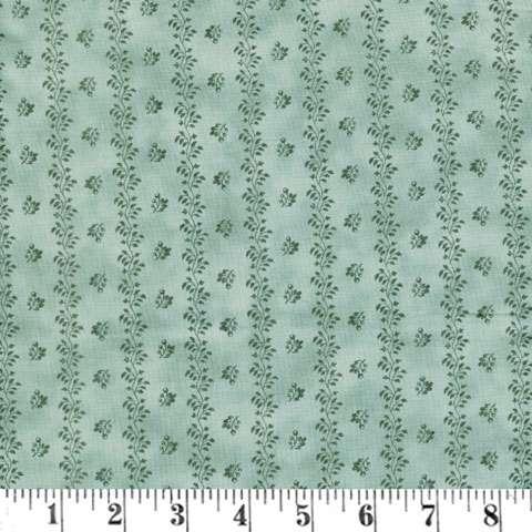 Z636 Nuture - Shirting Stripe - Aqua