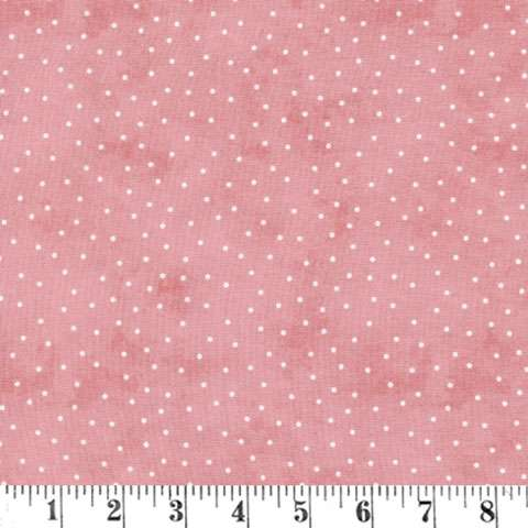 Z658 Graceful Moments - Dots - Pink/White