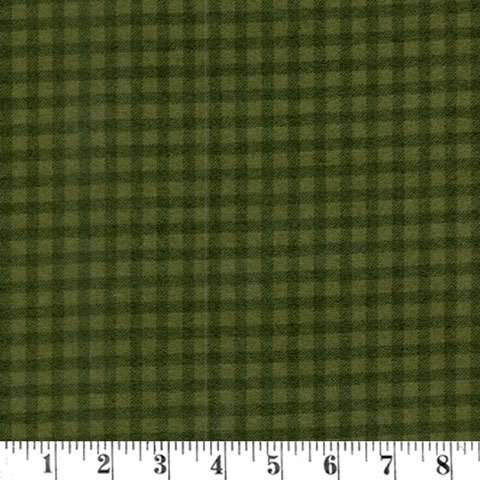 Z710 Tailormade Flannel - Green Check