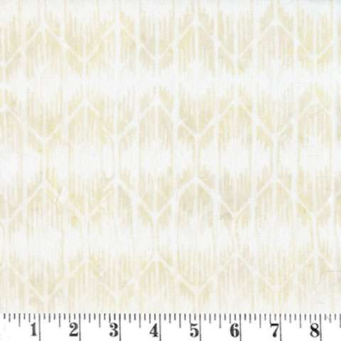 Z801 Tonga Batik - Ivory Willow