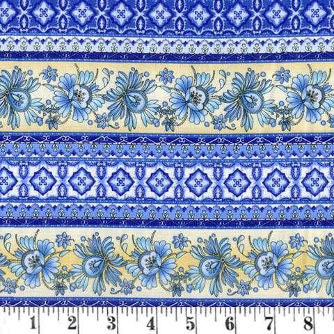 Z840 Brittany - Yellow Blue Stripe