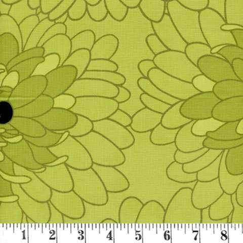 Z858 Fresh Bloom - Green