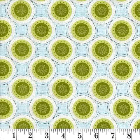 Z898 Soul Blossom - Turquoise Multi Sunflower