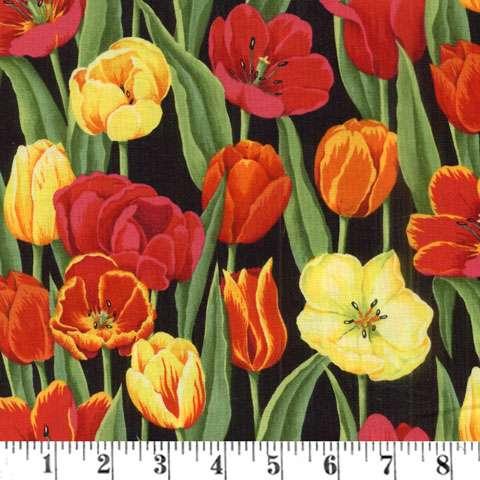 Z943 Tulips - Blossom