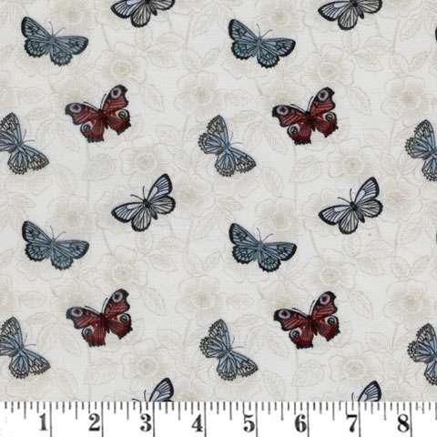 Z945 The Botanist - Butterflies