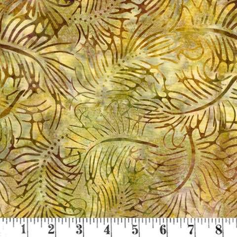 Z968 Colour Daze Batiks - Feather/Beach Grass